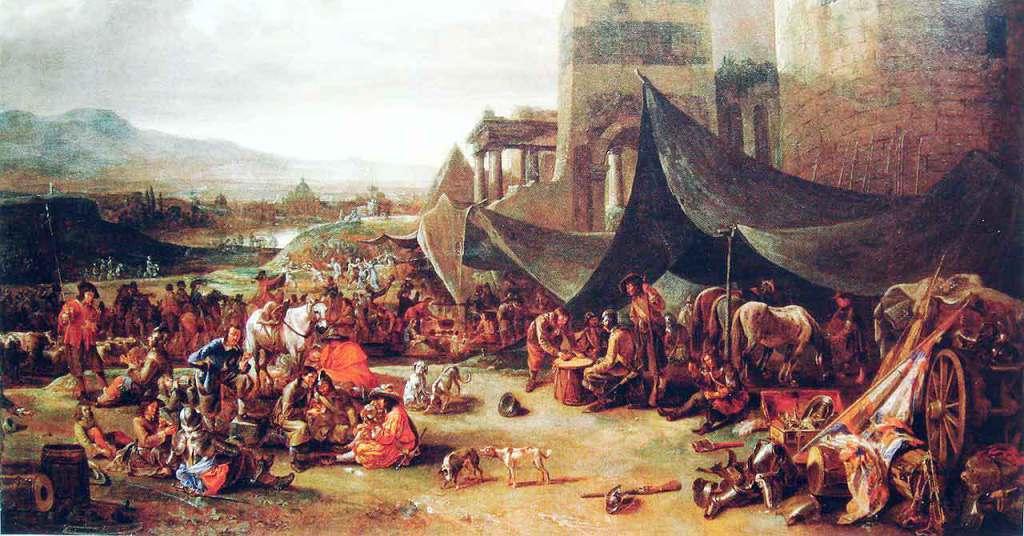 Осада Рима
