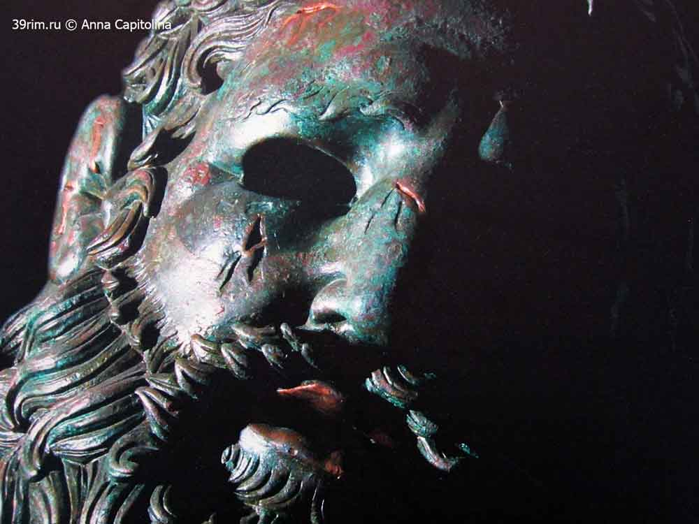 скульптуры древнего рима , квиринальский_боксер