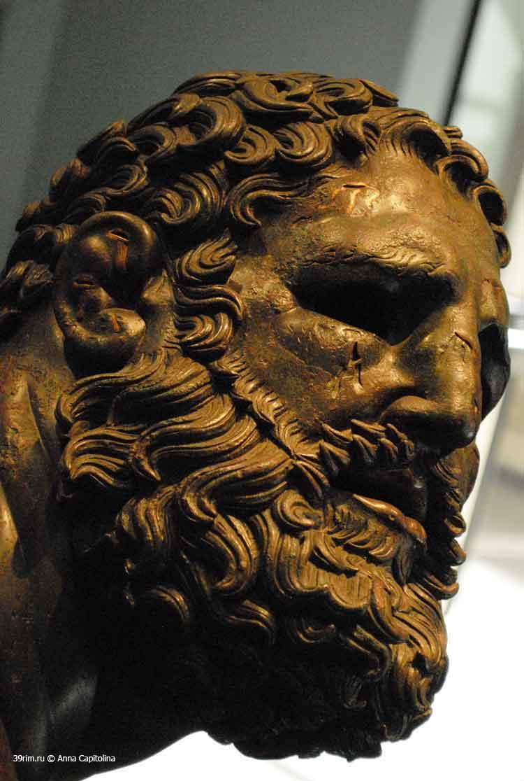 скульптуры древнего рима