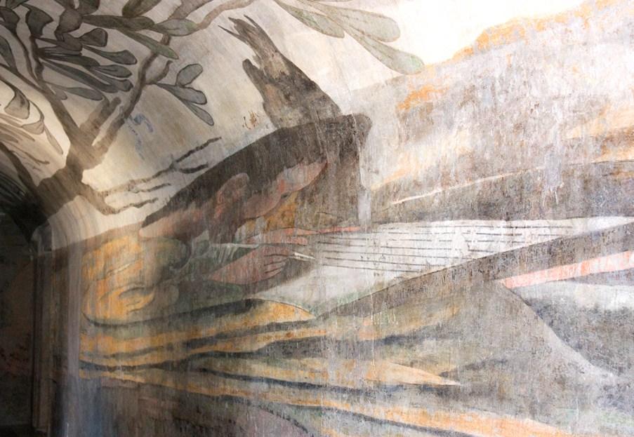 анаморфозы Святой Троицы санта тринита деи монти достопримечательности рима испанская лестница площадь