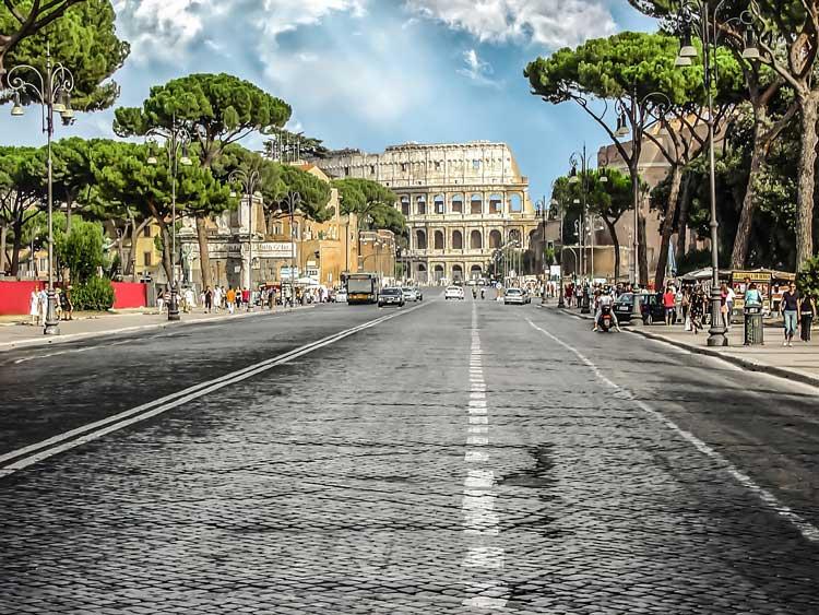 рим за 1 день, достопримечательности рима, туристический маршрут рим