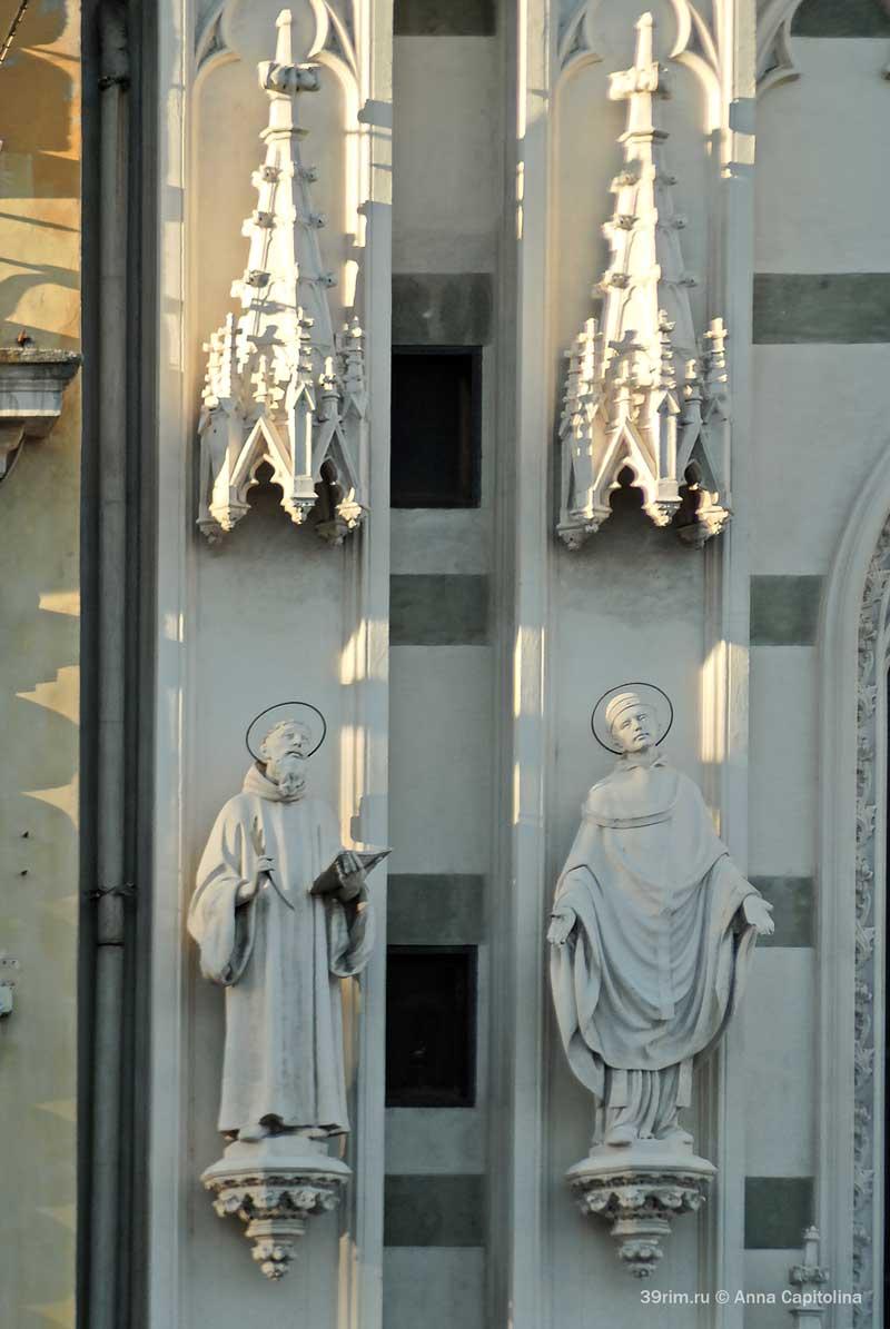 достопримечательности Церкви Рима Святого сердца готическая церковь неоготика