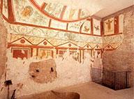 Case romane: древние римские дома в подземельях Целия