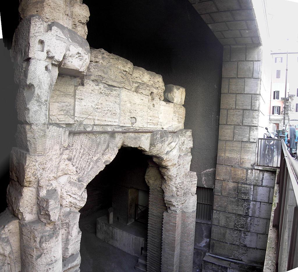 архитектура древнего рима археологические находки древние постройки стадион домициана пьяцца площадь навона