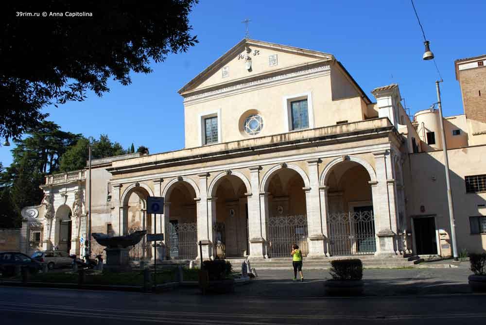 базилика_санта-мария_домника