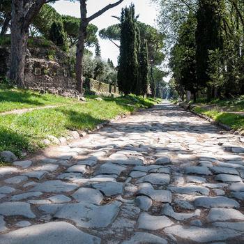 Маршрут Аппиевой дороги в Риме