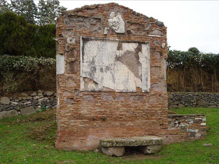 аппиева дорога улица аппия антика древний рим достопримечательности парки дороги рима