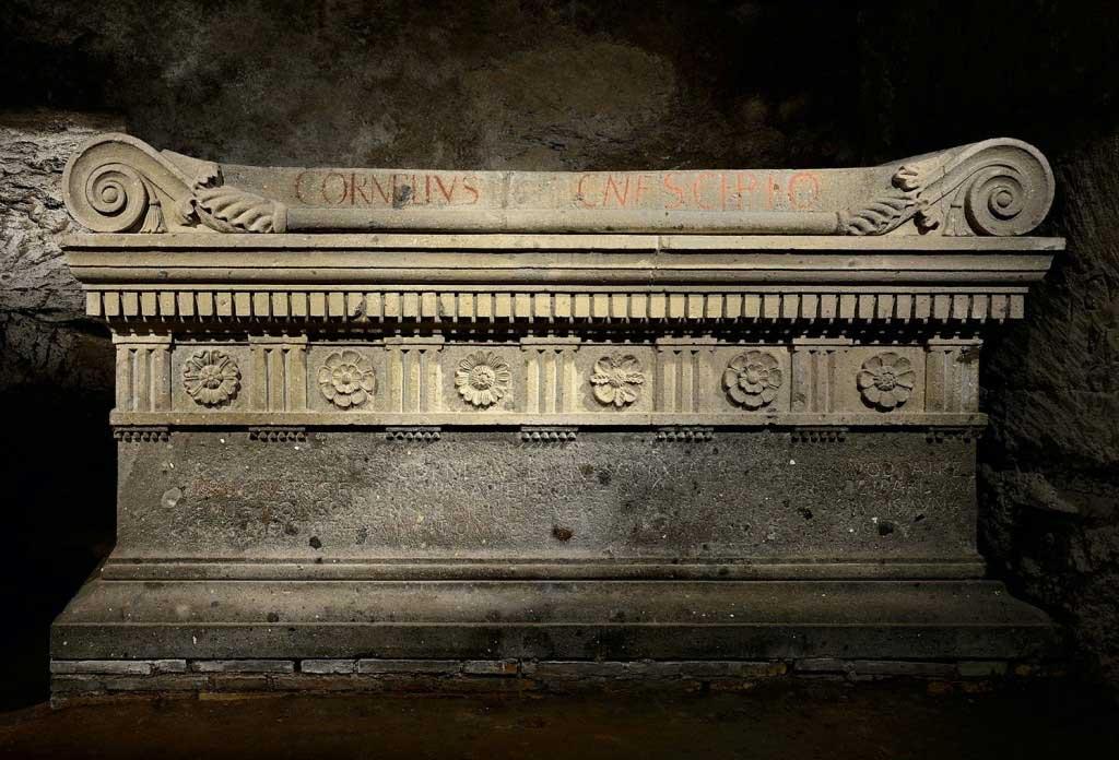 аппиева дорога виа уица аппиа антика древняя достопримечательности дороги рима древний рим гробница сципионов