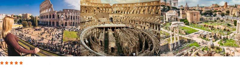 амфитеатр Флавиев в Риме