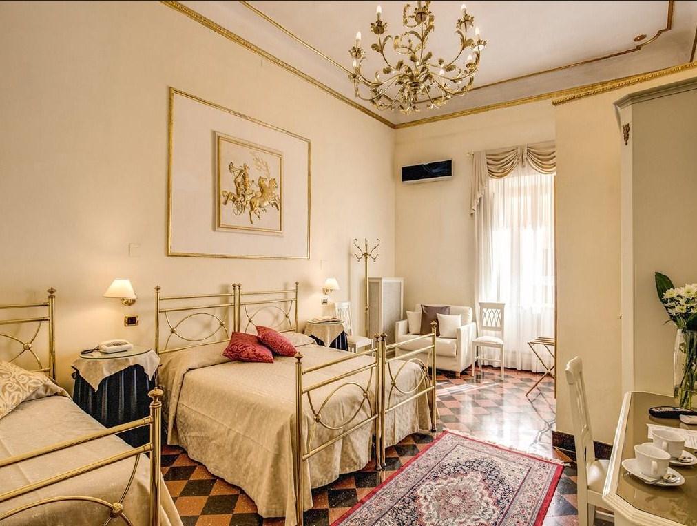 Отели Рима, Otel-Labelle
