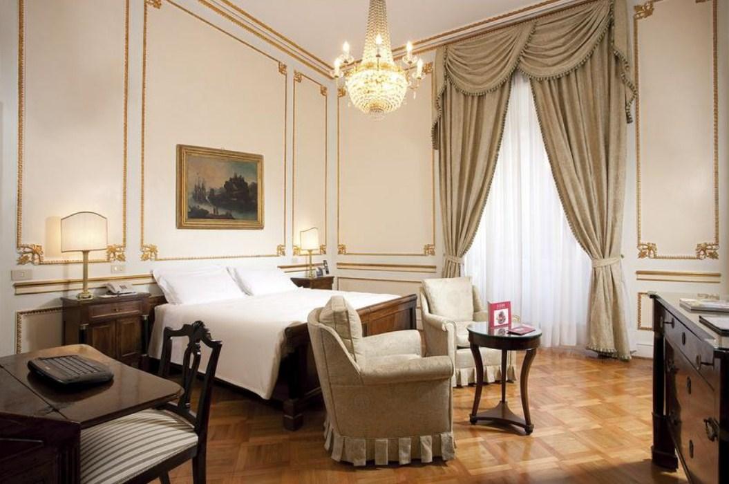Отели Рима, Hotel Quirinale