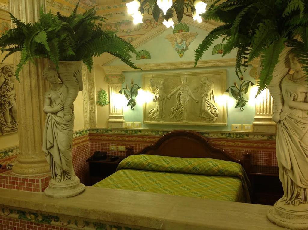 Отели Рима, Hotel Pensione Barrett1