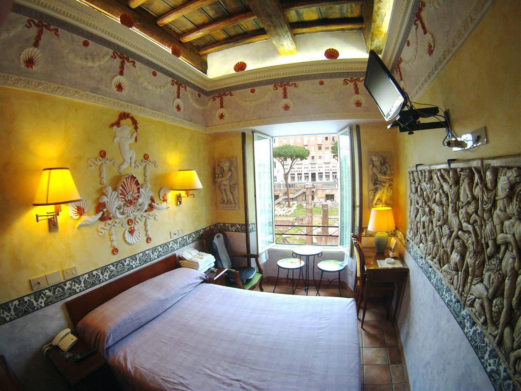 Отели Рима, Hotel Pensione Barrett