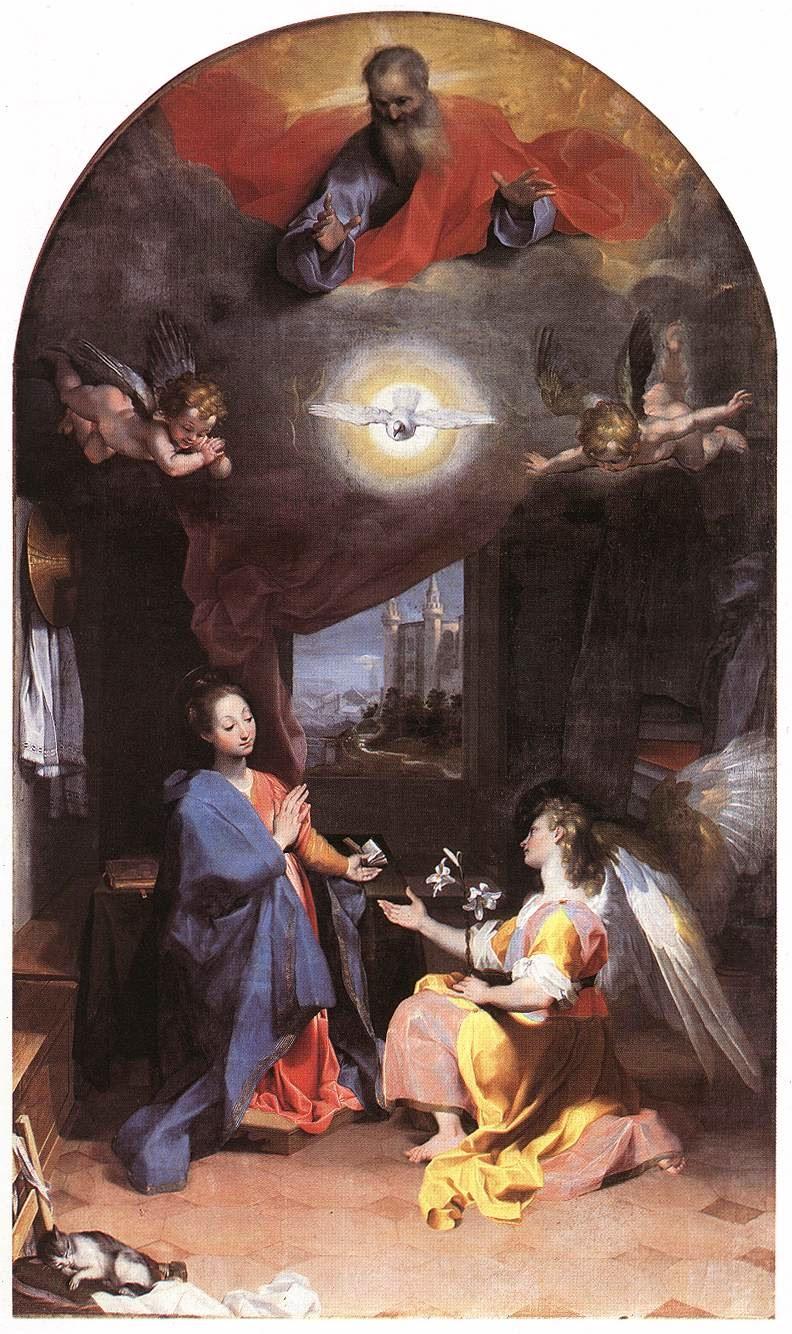бароччи галерея ватикана