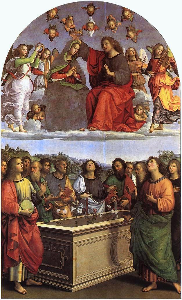 работы рафаэля галерея ватикана