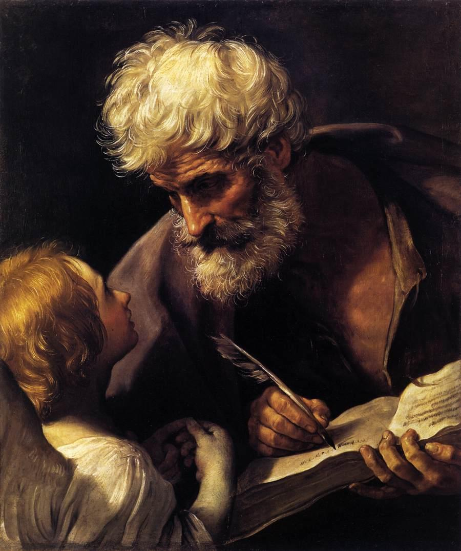 гвидо рени пинакотека ватикана апостол матвей