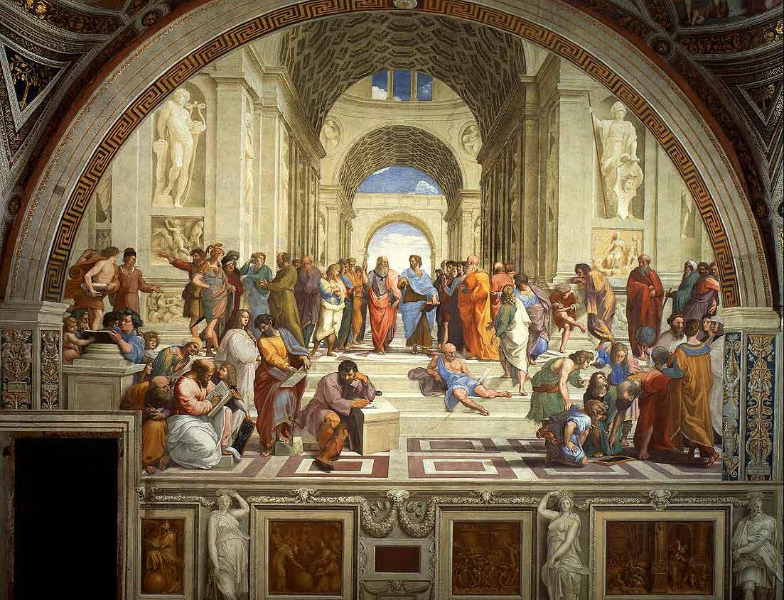 музеи ватикана, станцы рафаэля, musei vaticani, Stanze_di_Raffaello