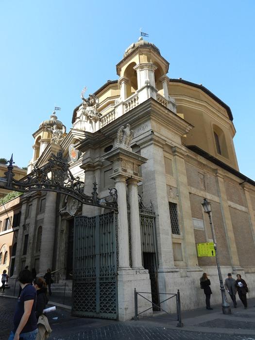 Ватикан фото церкви Святой Анны