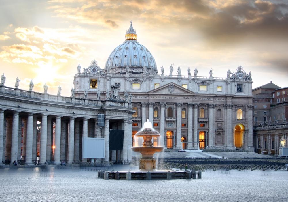 Ватикан фото собор святого петра