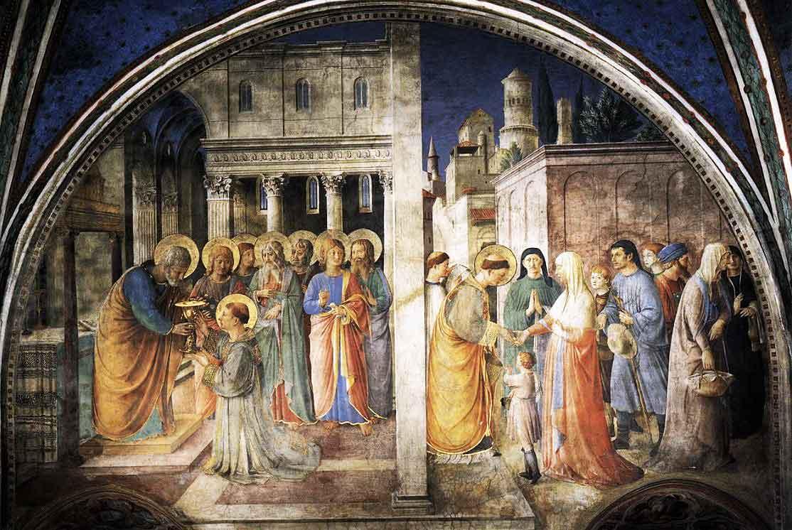 музеи ватикана, Musei vaticani, capella_nicolina