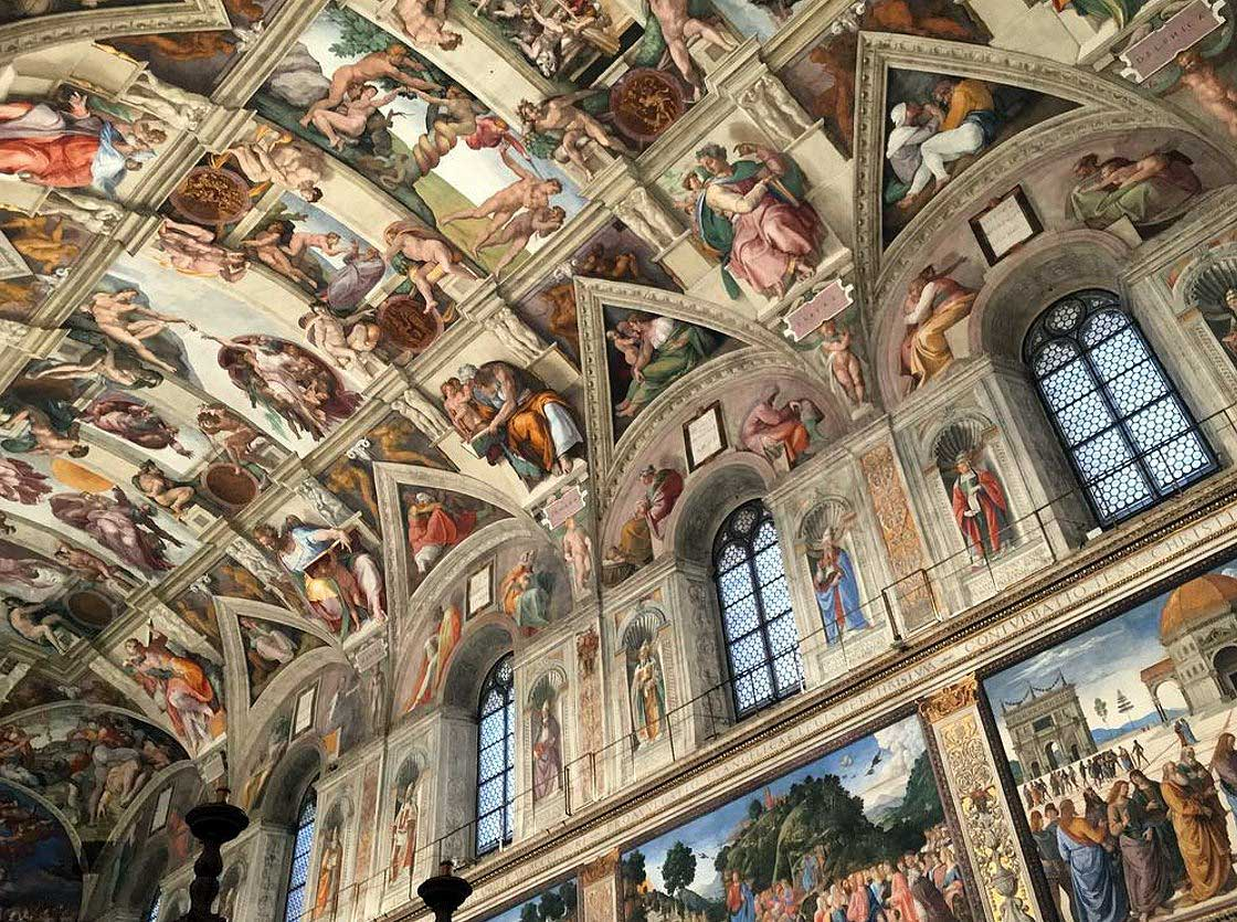 Фрески Сикстинской капеллы, capella_sistina_vatican