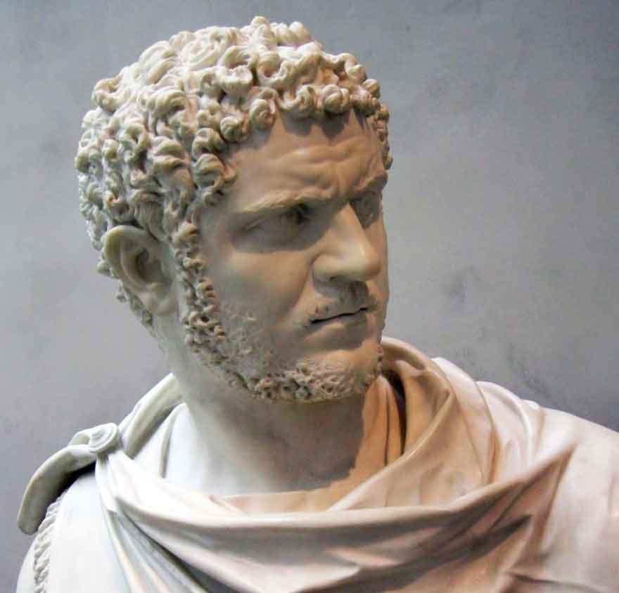 иимператор каракалла, caracalla imperator