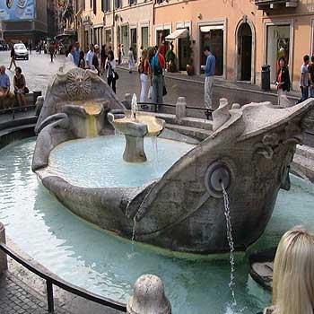 фонтаны рим, римские фонтаны, фонтан в риме, фонтаны рима фото