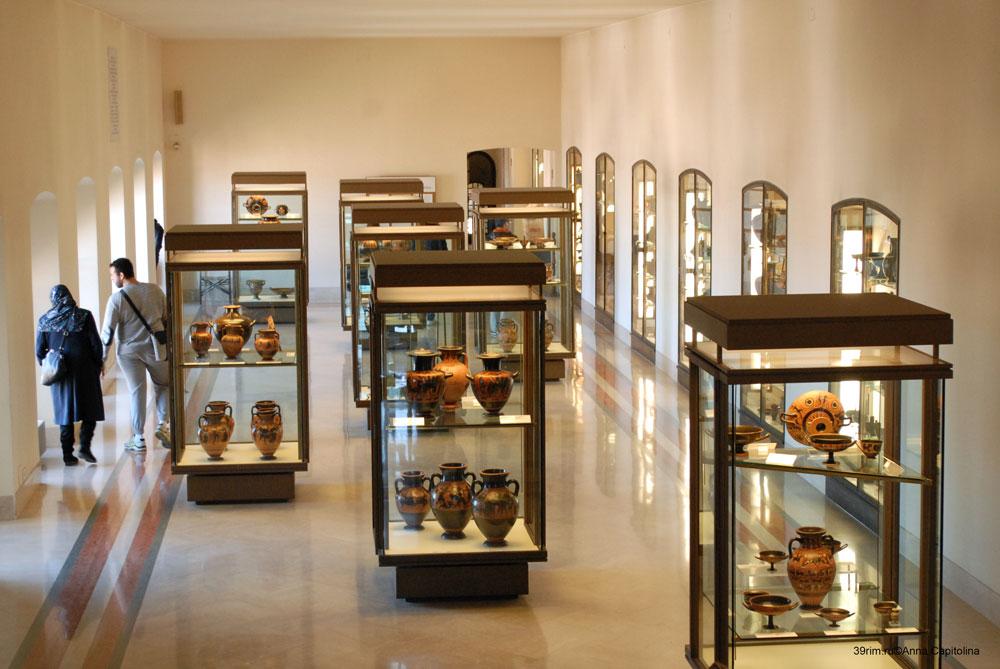 музеи ватикана, musei vaticani, sala etruski