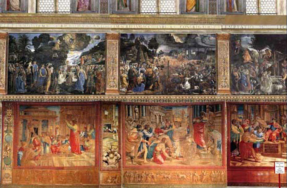 систинская капелла, capella sistina