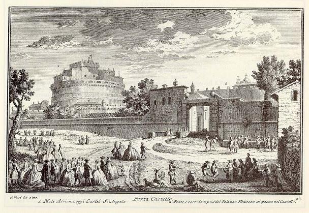 Porta_Castello, Vasari