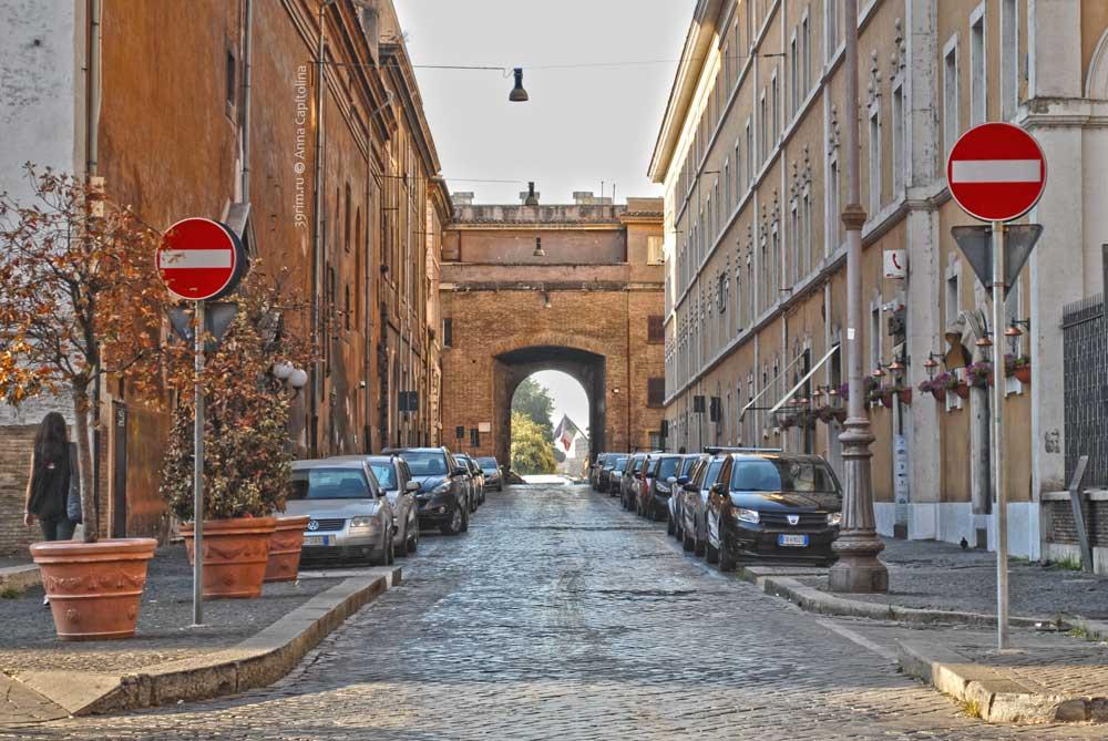 Порта Санто Спирито