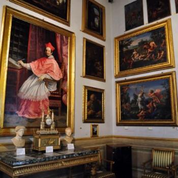 Галерея Палаццо Корсини в Риме