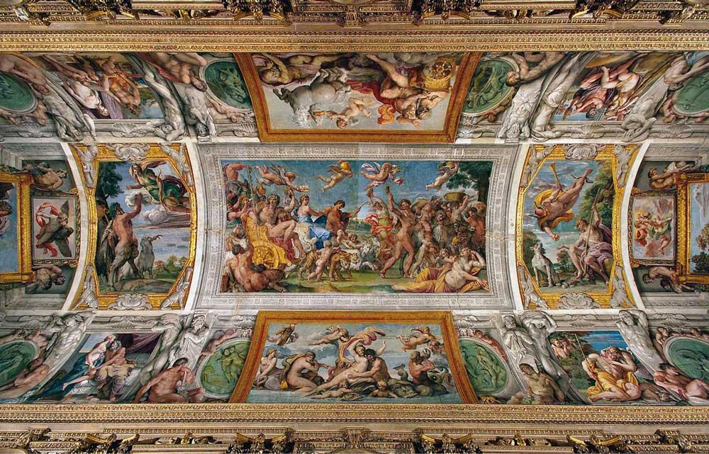 фреска вилла фарнезе, Annibale_Carracci_Farnese