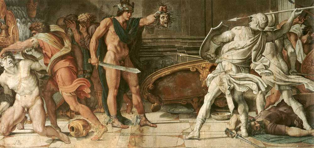 галерея фарнезе , анибале карраччи фрески