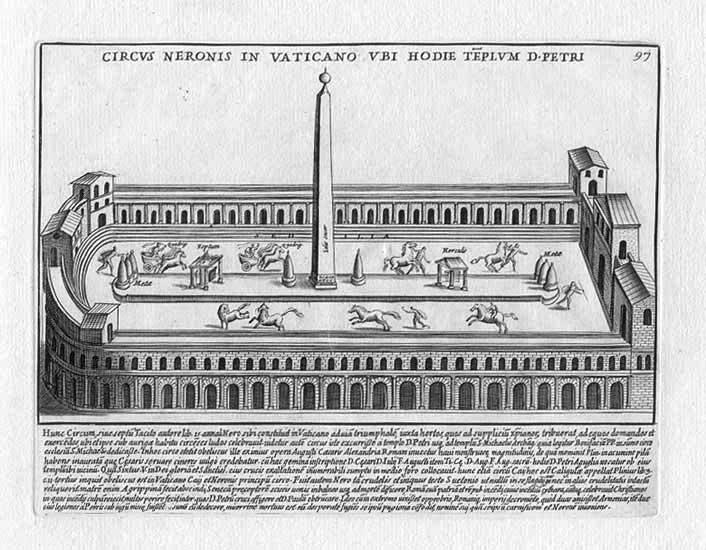 Цирк Нерона, Nero Circus