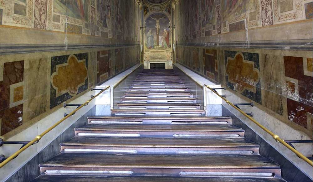Святая лестница, scala_santa