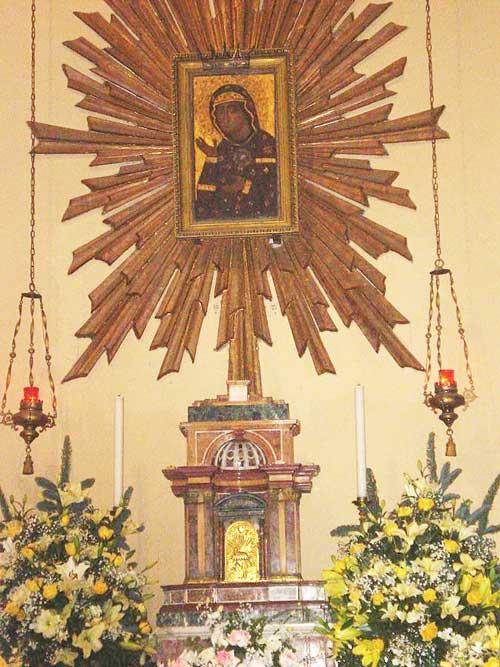 Мадонна ди Сант-Алессио, Базилики Рима, церкви Рима, христианская церковь в Риме