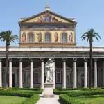 Базилика Святого Павла за стенами, Рим, basilica_san-paolo