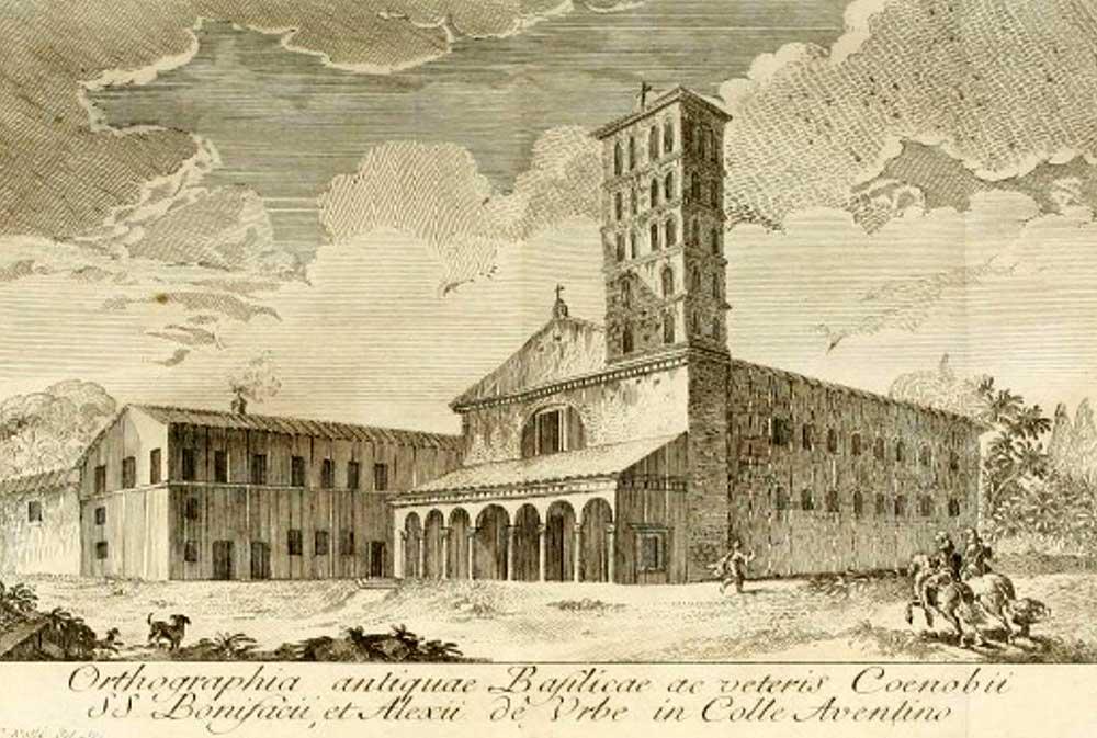 Базилики Рима, церкви Рима