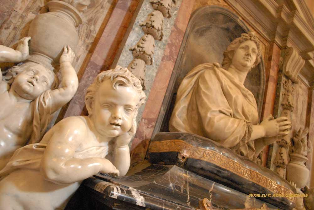 Элеонора Боргезе, Базилики Рима, церкви Рима, христианская церковь в Риме