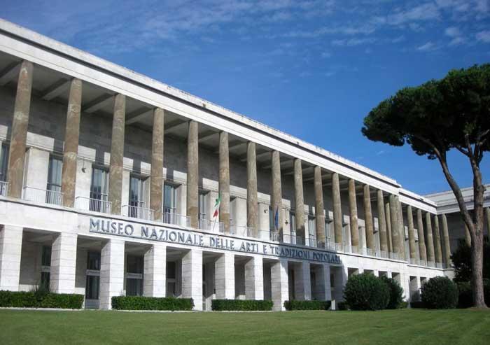 Музей Цивилизаций в Риме бесплатно в первое воскресенье месяца