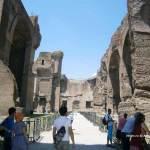Термы Каракаллы в Риме бесплатно