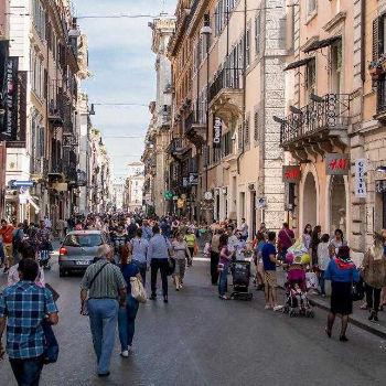 Шоппинг в Риме – лучшие торговые улицы города