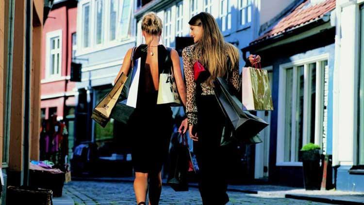 shopping roma