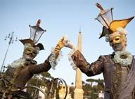 Римский карнавал: старые забытые традиции Рима