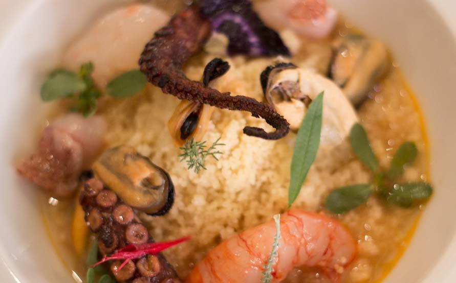 рестораны рим , морская кухня ресторан