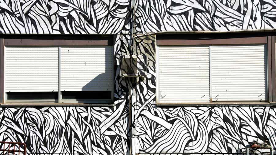 граффити рим стрит арт Тэллас