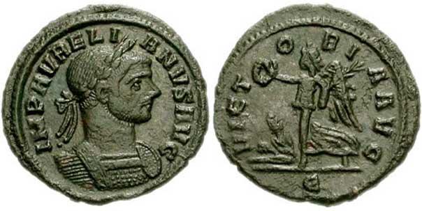 римская середряная монета денарий