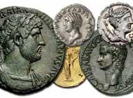 Римские монеты: коммерция и пропаганда