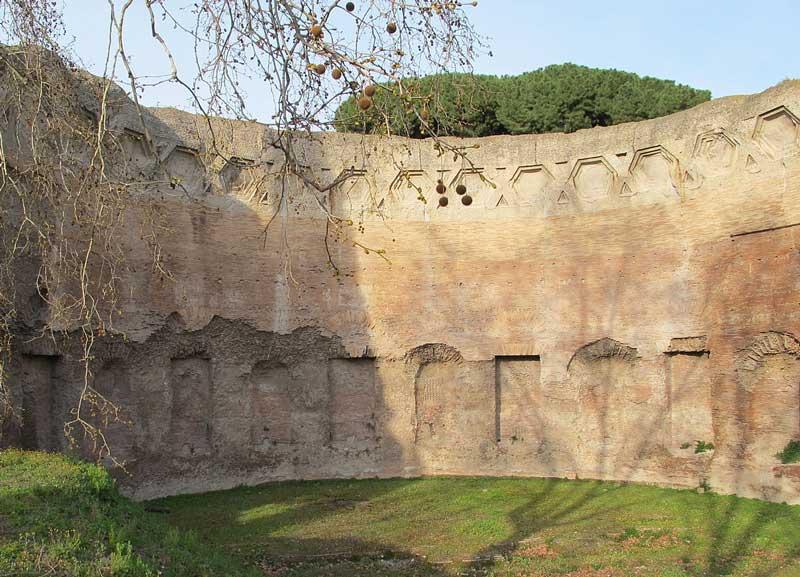римские термы траяна сегодня